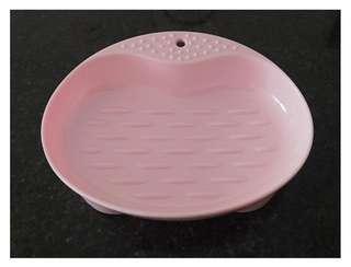 粉紅貓糧兜