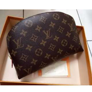 Lv Make Up Pouch Boutique Quality