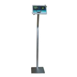 "7-10.1"" iPad tablet floor stand with lock whatsapp:8778 1601"