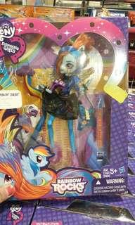 Little pony esquestrian girl