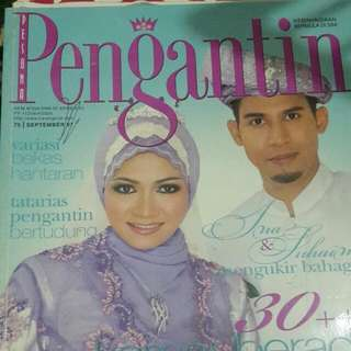Majalah Pengantin-Ina Mawi