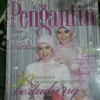 Majalah Pengantin-Heliza & Rafidah
