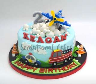 Personalized cakes for any occassion