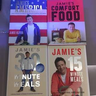🚚 Jamie Oliver Recipes Cookbooks