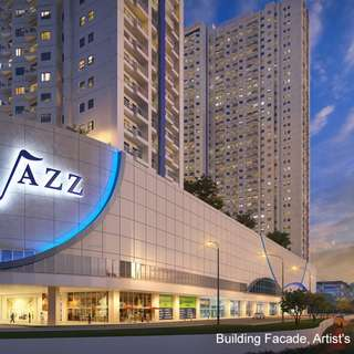 Jazz Residences, 1 Bedroom for Rent, CRD13489