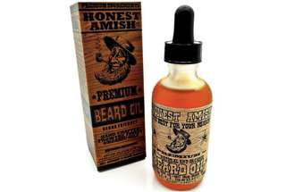 [IN-STOCK] Honest Amish - Premium Beard Oil - 2 Ounce