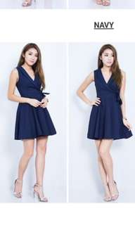 Brand New good quality office dress or lunch or wedding dinner dress. Soft and comfortable material
