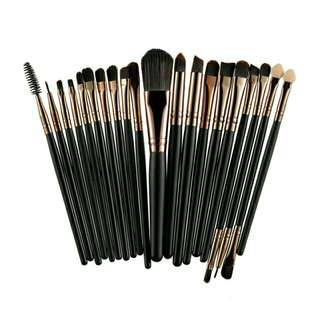20pcs Make Up Brushes Set