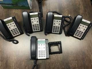 Atcom IP phone Rainbow 1 x 5 辦公室電話 (冇包裝)