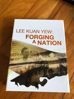 Lee Kuan Yew: Forgiving A Nation DVD