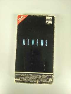 Alien VHS