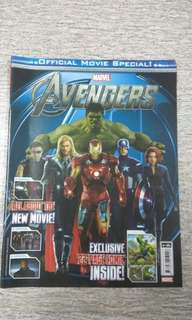 Marvel Avengers Edisi Rasmi Filem
