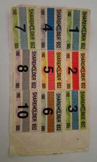SBS bus concession stamps