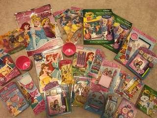 Disney princess extra loot bag items