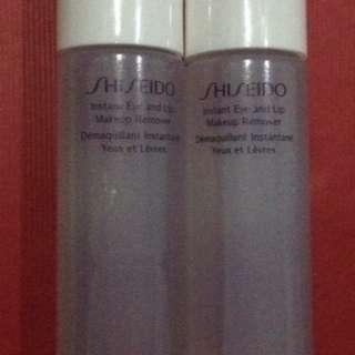 Shiseido eye & makeup remover 30ml