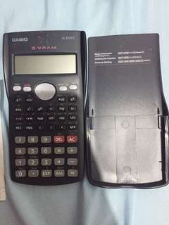 Casio Scientific Calculator fx-82 MS
