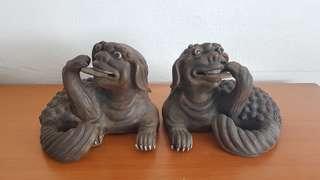 Pi Xiu pairs