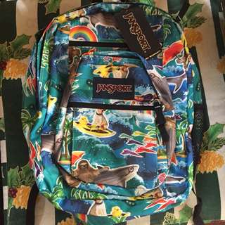 AUTHENTIC JANSPORT Big Student Bag