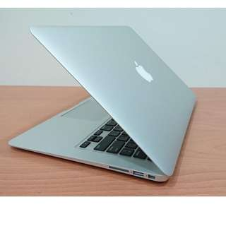 """【現貨】【拆封新機】Apple MacBook Air 13"""" 2018年i5+8G+256G SSD 背光鍵盤 保內"""
