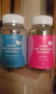 Famous skinnymint gummies