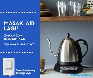 Coway Water Filter