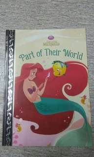 The Little Mermaid Part of Their World