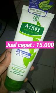 Acnes facial foam