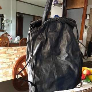 Initial two way bag