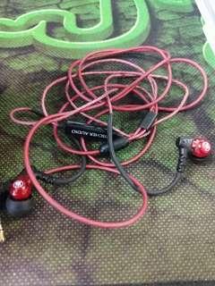 Fischer earphones