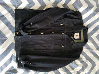 Indigo Blue Denim Jacket