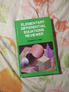 Differential Equation Reviewer