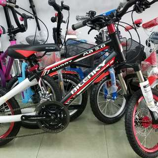 bilanky 高檔小童單車