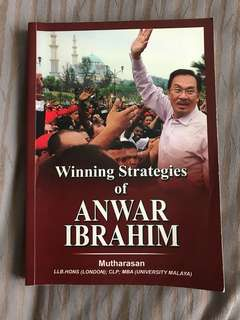 Winning Strategies of Anwar Ibrahim by Mutharasan