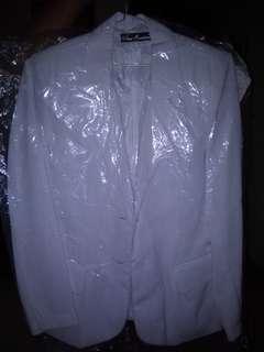 Baju dokter ukuran M