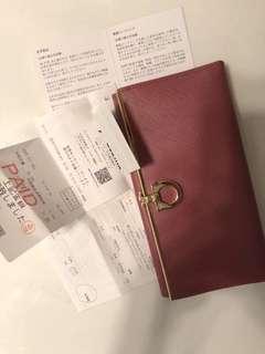 菲拉格慕錢包日本購入
