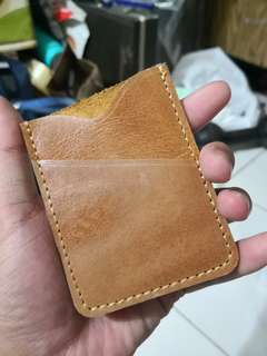 Card Holder (Kulit Sapi Asli)