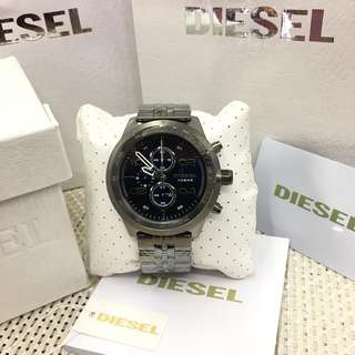 DIESEL WATCH W/BOX
