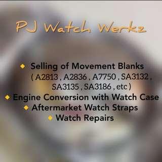 PJ Watch Werkz