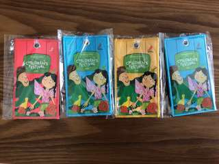 🚚 Brand new Children's Festival Bag Luggage Tags