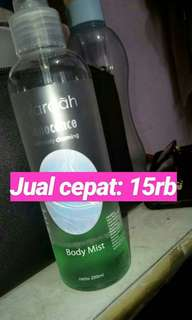 Body mist - wardah