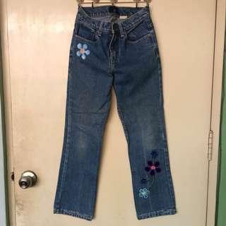 Floral Jeans (Kids)