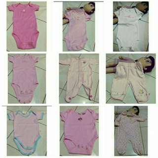 Take all for baby girl 0-3 months