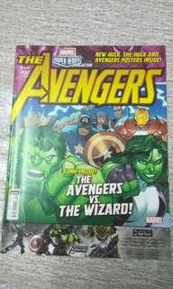 Majalah Komik The Avengers 12