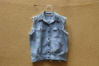 Denim Cover up