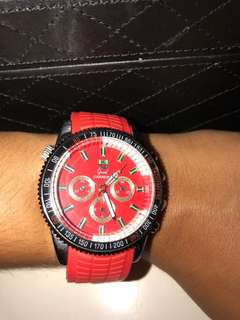 TAG HEUER GRAND CARRER ADJUSTABLE WATCH