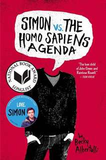 Simon vs. Homosapien Agenda (EBOOK)