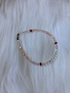 😘Crystal bracelet