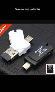 Micro SD OTG Card Reader