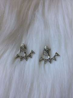 🙌🏼floating earrings