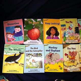 11 Bn Reading bee books #preschool phonics kindergarten nursery